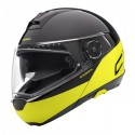 Casco Schuberth C4 Pro Swipe Fluo Yellow