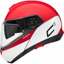 Casco Schuberth C4 Pro Swipe Red