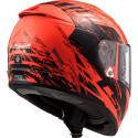 Casco LS2 FF390 BREAKER SWAT fluo orange