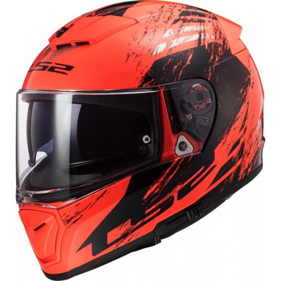 Casco LS2 FF390 BREAKER SWAT fluo orange