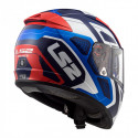 CASCO LS2 FF390 BREAKER ADROID blue red
