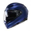 Casco HJC F70 Semi flat metalic blue