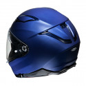 Casco HJC F70 Semi flat metalic blue