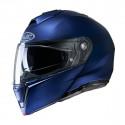 Casco HJC I90 Semi flat Metallic blue