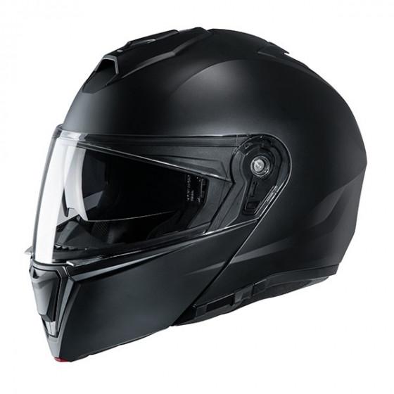 Casco HJC I90 Semi flat black