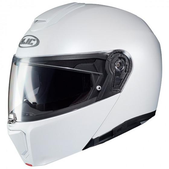 Casco HJC RPHA 90s Pearl white