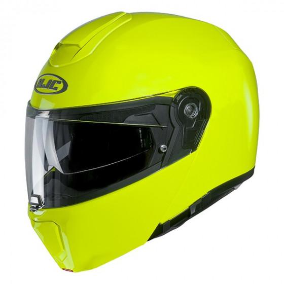 Casco HJC RPHA 90s Fluo green