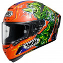 Casco SHOEI X-SPIRIT III Power Rush tc-8