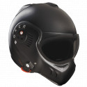 Casco ROOF Boxer V8 full black