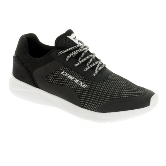 Zapatillas Dainese Afterace BLACK/SILVER/WHITE