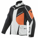 Chaqueta Dainese D-Explorer 2 Gore-tex GLACIER-GRAY/ORANGE/BLACK