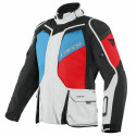 Chaqueta Dainese D-Explorer 2 Gore-tex GLACIER-GRAY/BLUE/LAVA-RED/BLACK