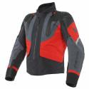 Chaqueta Dainese Sport master Gore-Tex BLACK/LAVA-RED/EBONY