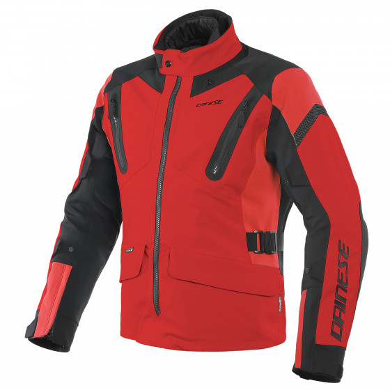 Chaqueta Dainese Tonale D-Dry LAVA-RED/BLACK