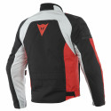 Chaqueta Dainese Speed Master D-Dry GLACIER-GRAY/LAVA-RED/BLACK