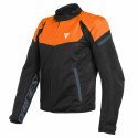 Chaqueta Dainese Bora FLAME-ORANGE/BLACK-IRIS/BLACK