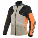 Chaqueta Dainese Air Tourer tex FROST-GRAY/FLAME-ORANGE/BLACK