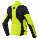 Chaqueta Dainese Air tourer Lady tex FLUO-YELLOW/EBONY/BLACK