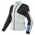 Chaqueta Dainese Air tourer Lady tex GLACIER-GRAY/PERFORMANCE-BLUE/BLACK